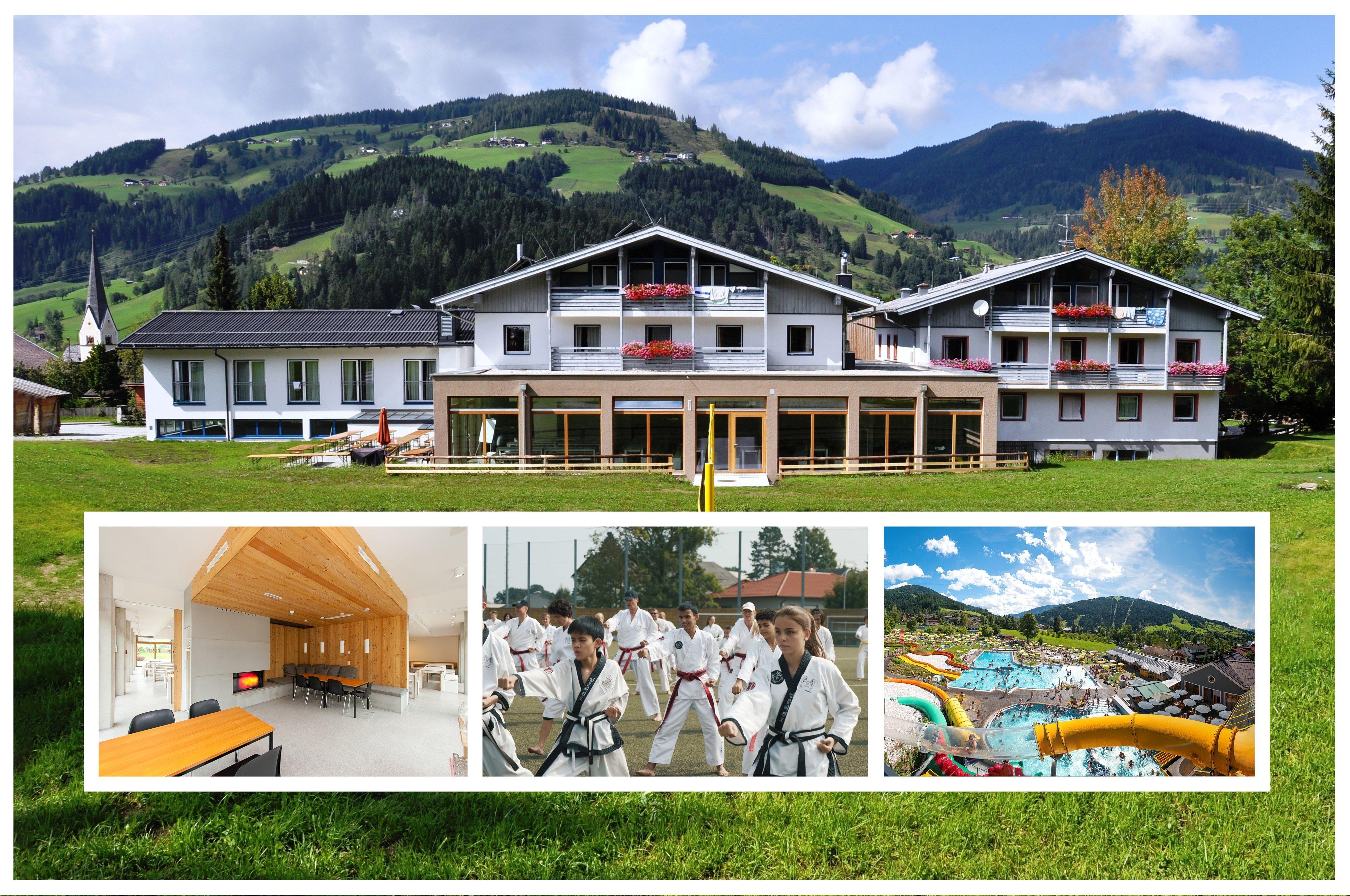 Sommer-Camp 2020 in Salzburg