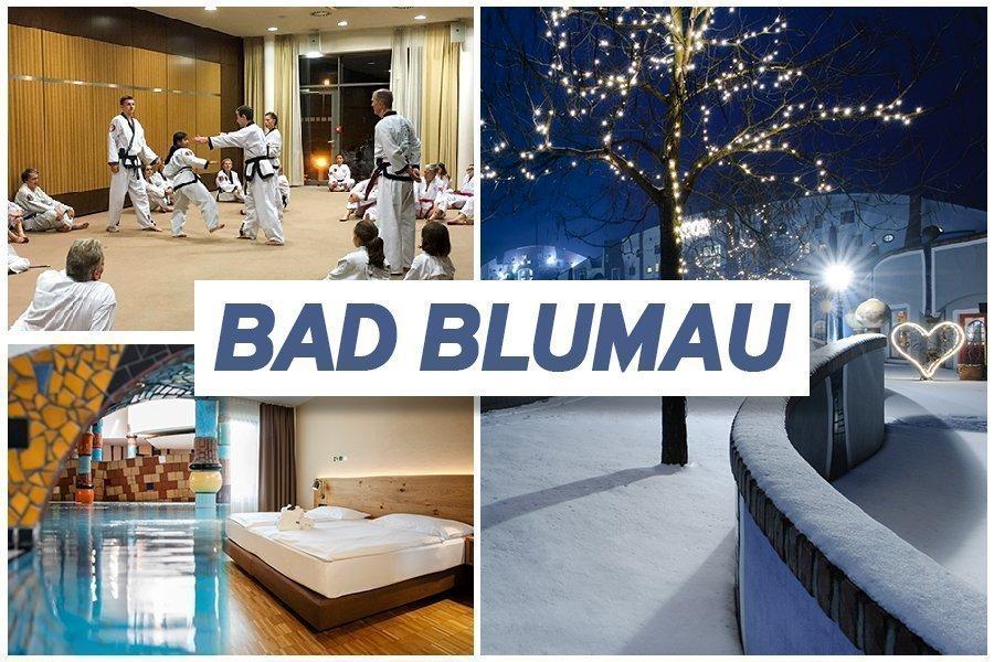 Jänner 2021: Intensivseminar in Bad Blumau